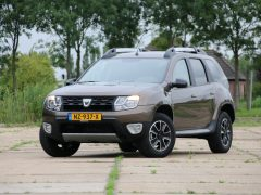 2017 Dacia Duster Blackshadow