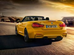 BMW M4 Convertible 30 Jahre Edition
