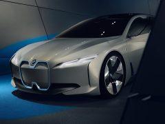 BMW i Vision Dynamics Concept 2017