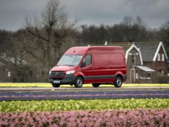 Autotest - Mercedes-Benz Sprinter (2018)