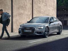 2018 Audi A6 Limousine