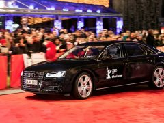 Audi A8 Berlin Film Festival