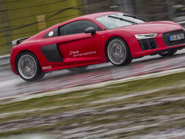 Audi R8 V10 Plus - Audi Experience Day, Assen - ©Frits van Eldik