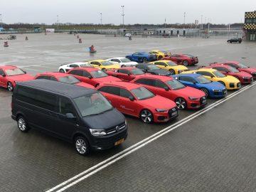 Audi R8 V10 Plus - Audi Experience Day, Assen - ©AutoRAI.nl