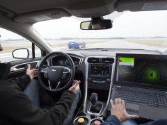 Ford autonoom rijden 1