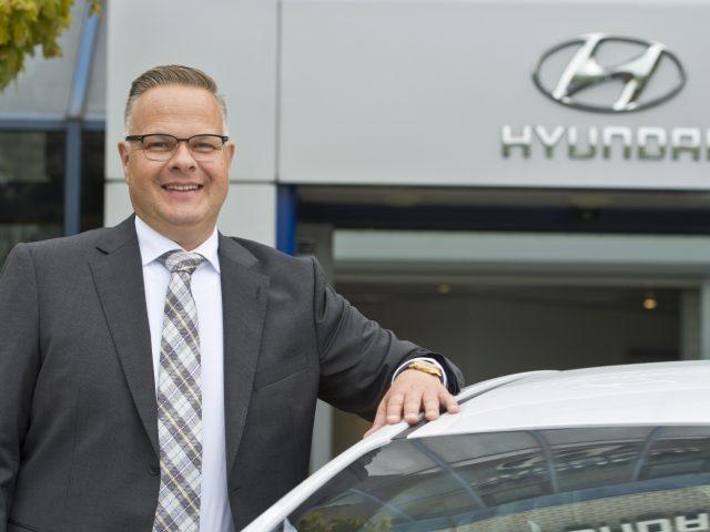 Ronald Dubbelman, Algemeen Directeur Hyundai Nederland